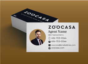 Business Cards - Zoocasa