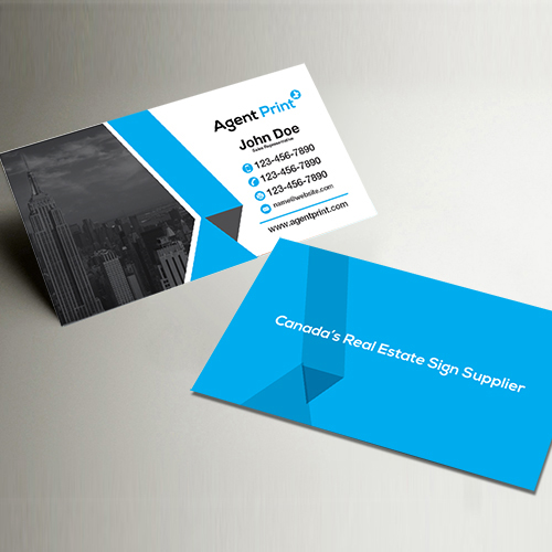 Agentprint product list canadas favourite real estate printer business cardsbrbr independent reheart Image collections