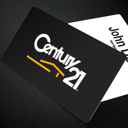 Magnetic Business Cards<br><br> - Century 21