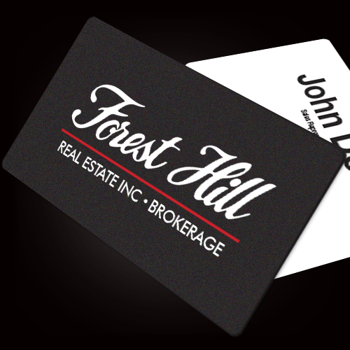 Magnetic Business Cards<br><br> - Forest Hill