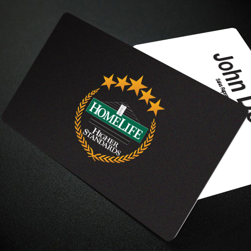 Magnetic Business Cards<br><br> - HomeLife