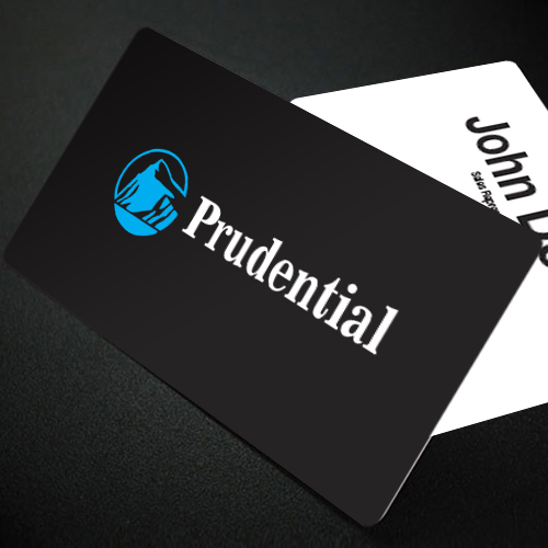 Magnetic Business Cards<br><br> - Prudential
