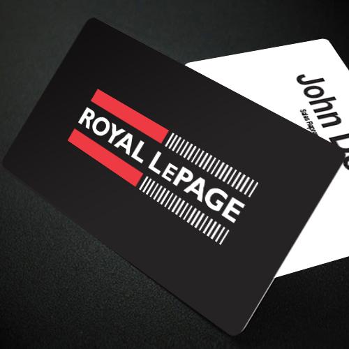 Magnetic Business Cards<br><br> - Royal LePage