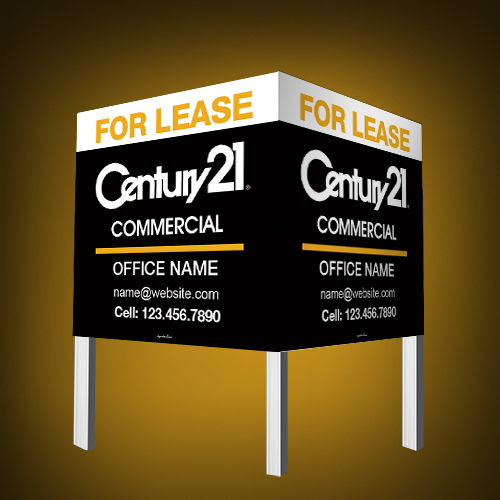 Commercial Signs<br><br> - Century 21