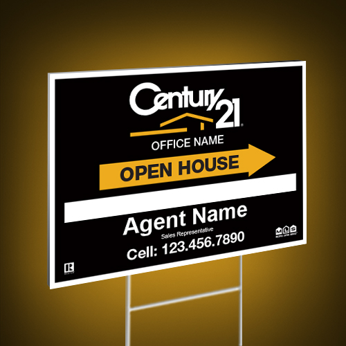 Directional Signs<br><br> - Century 21