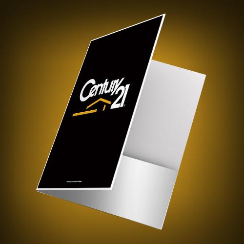 Presentation Folders<br><br> - Century 21