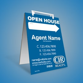 Sandwich Boards (Standard) - CIR Realty