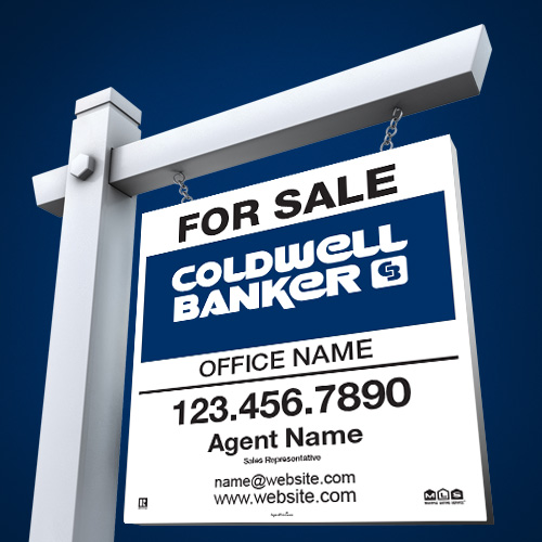 For Sale Signs<br><br> - Coldwell Banker