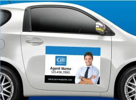 Car Magnets - CIR Realty