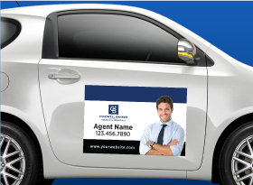 Car Magnets - Coldwell Banker