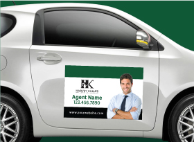 Car Magnets - Harvey Kalles Real Estate