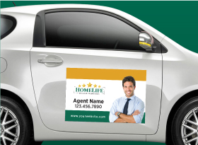 Car Magnets - Homelife