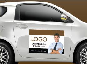 Car Magnets - Independent Realtor