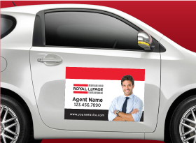 Car Magnets - Royal LePage