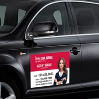 Car Magnets - Keller Williams
