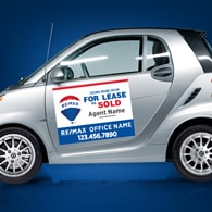 Car Magnets - RE/MAX