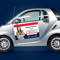 Car Magnets - Realty Executives