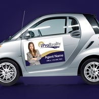 Car Magnets - iPro Realty