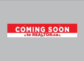 COMING SOON </br>to REALLTOR.ca