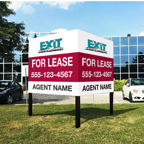 Commercial Signs<br><br> - Exit Realty