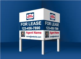Commercial Signs - Realty Executive