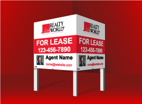 Commercial Signs - Realty World