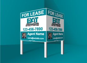 Commercial Signs - Exit Realty