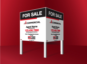 Commercial Signs - Royal LePage