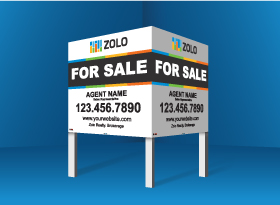 Zolo</br>Commercial Signs