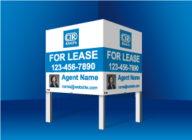 Commercial Signs - CIR Realty