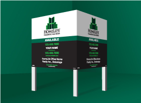 Commercial Signs - HomeLife
