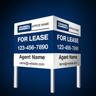 Commercial Signs - Coldwell Banker