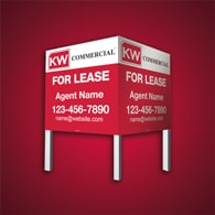 Commercial Signs - Keller Williams