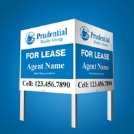 Commercial Signs - Prudential