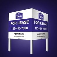 Commercial Signs - Right at Home