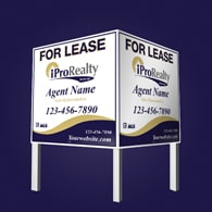 Commercial Signs - iPro Realty