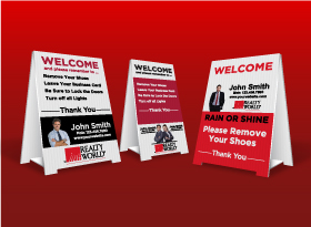 Realty World</br>Custom Remove Shoes