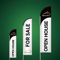 Custom Feather Flags - HomeLife