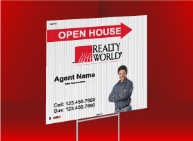 Directional Signs (10mm) - Realty World