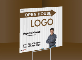 Directional Signs (10mm) - Independent Realtor