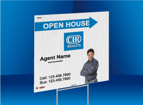 Directional Signs (10mm) - CIR Realty