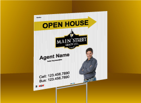 Directional Signs (10mm) - Main Street Realty