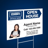 Directional Signs (10mm) - Coldwell Banker