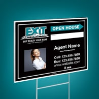 Directional Signs Standard (4mm) - Exit Realty