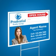 Directional Signs Standard (4mm)- Prudential