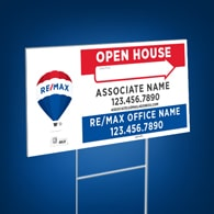 Directional Signs Standard (4mm) - RE/MAX
