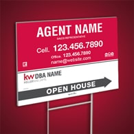 Directional Signs (10mm) - Keller Williams