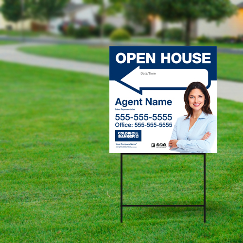 Directional Signs<br><br> - Coldwell Banker