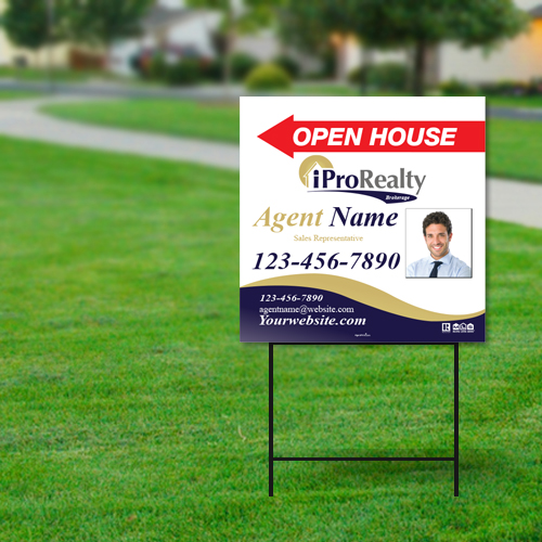 Directional Signs<br><br> - iPro Realty