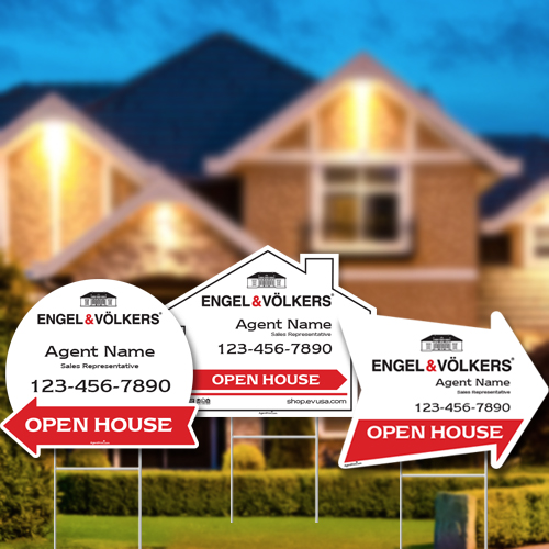 Directional Signs (Shaped)